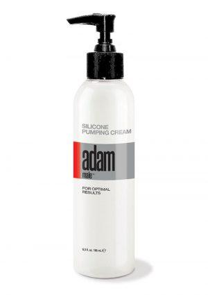Adam Male Silicone Pumping Cream 6.3 Ounce