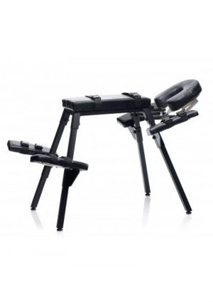 Master Series Obedience Extreme Sex Bench With Straps