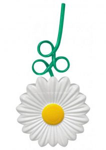 Daisy Cup White Holds 16 Ounces