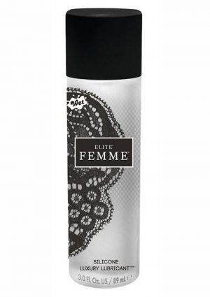 Elite Femme Luxury Lubricant Silicone 3 Ounce
