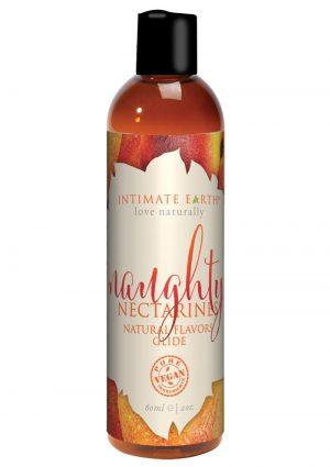 Naughty Nectarines Oral Pleasure Glide Naughty Nectarines 2oz