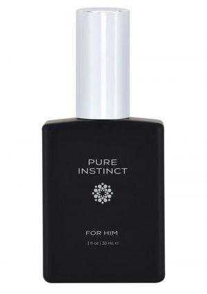 Pure Instinct Pheromone Infused Cologne For Him 1 Ounce
