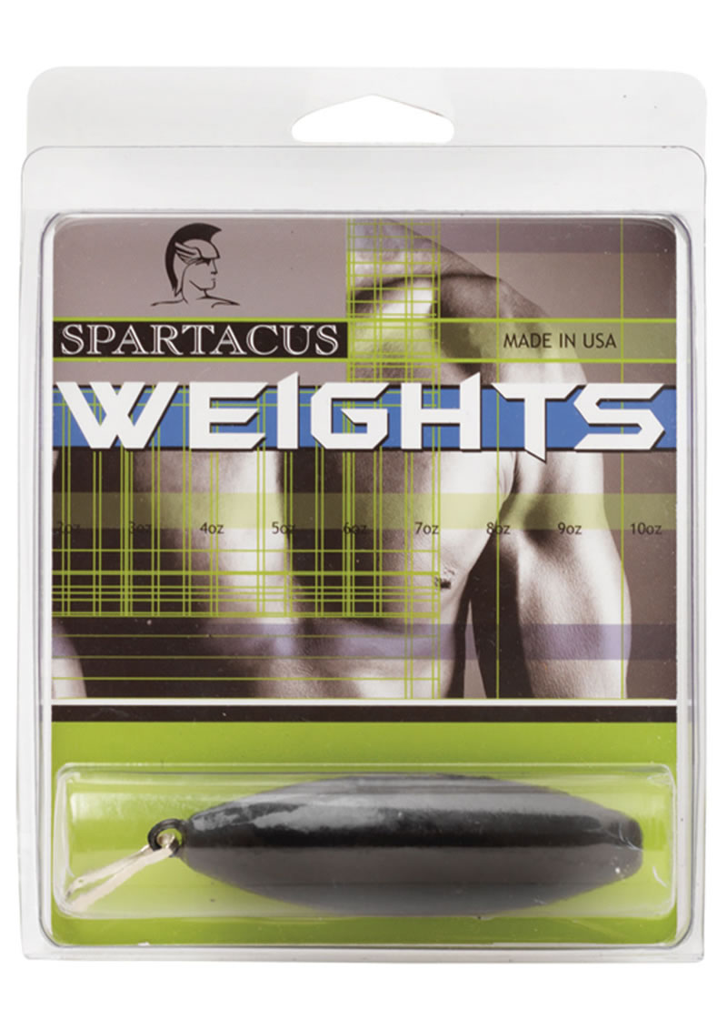 10 Ounce Weight Black