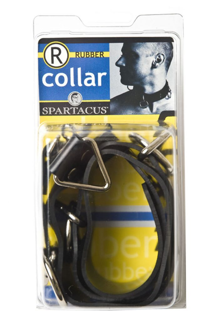 Rubberline Locking Collar Black