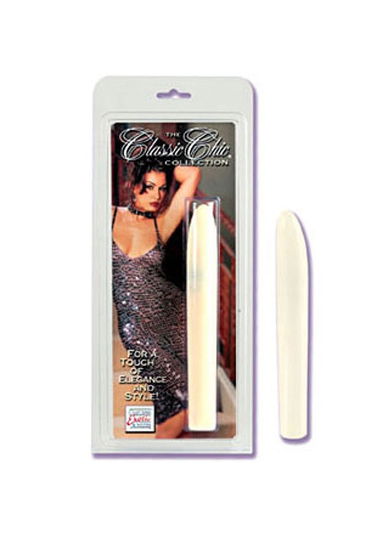 THE CLASSIC CHIC COLLECTION MAXI MYSTIQUE 7 INCH IVORY