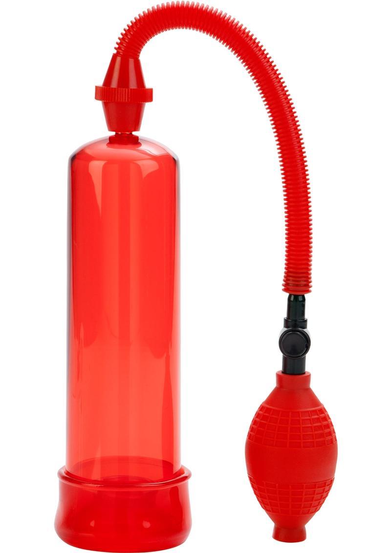 FIREMANS PUMP RED