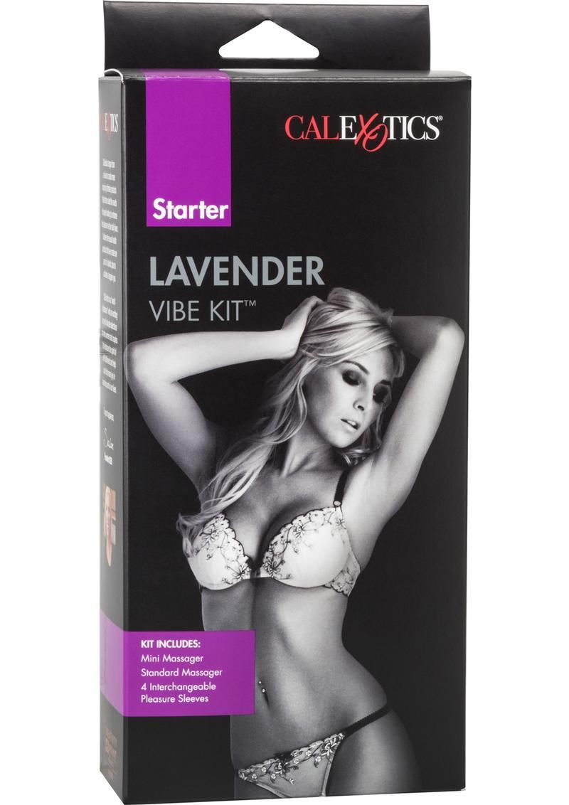 Lavender 6 Pack 2 Vibes 4 Sleeves Purple