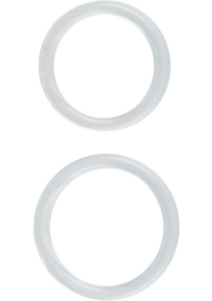 Silicone Rings Large And Xtra Large Silicone