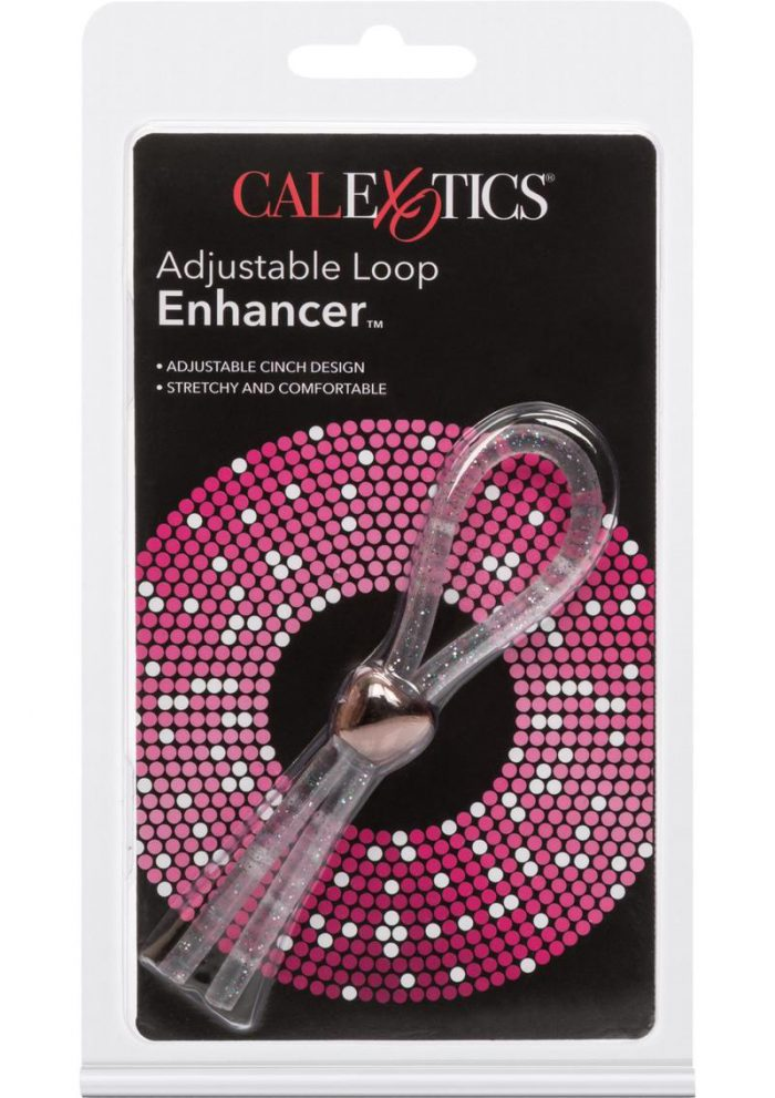 Adjustable Loop Enhancer Clear
