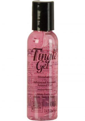 Tingle Gel Minty Fresh 2.4 Ounce