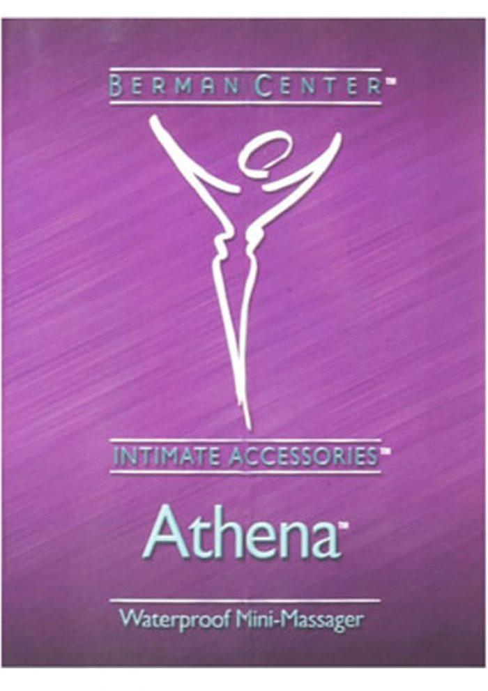 Dr Laura Berman Intimate Basics Athena Waterproof Mini Massager Pink Boxed