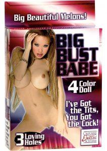 Big Bust Babe Doll