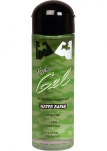 Elbow Grease Light Gel Water Based Lubricant 10 Ounce