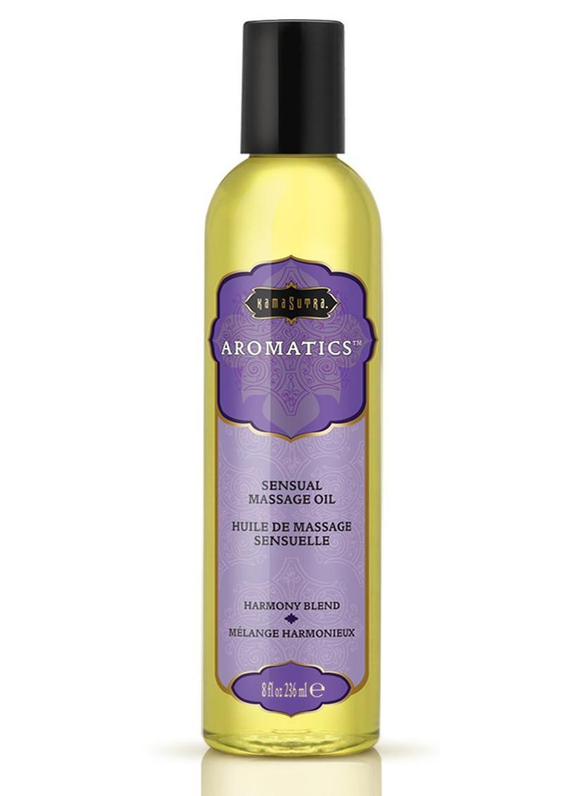 Aromatic Massage Oil Harmony Blend 8 Ounce