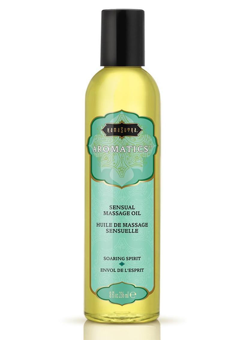Aromatic Massage Oil Soaring Spirit 8 Ounce