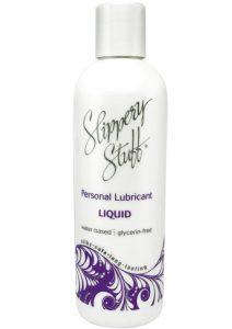 Slippery Stuff Liquid Water Based Lubricant 8 Ounce
