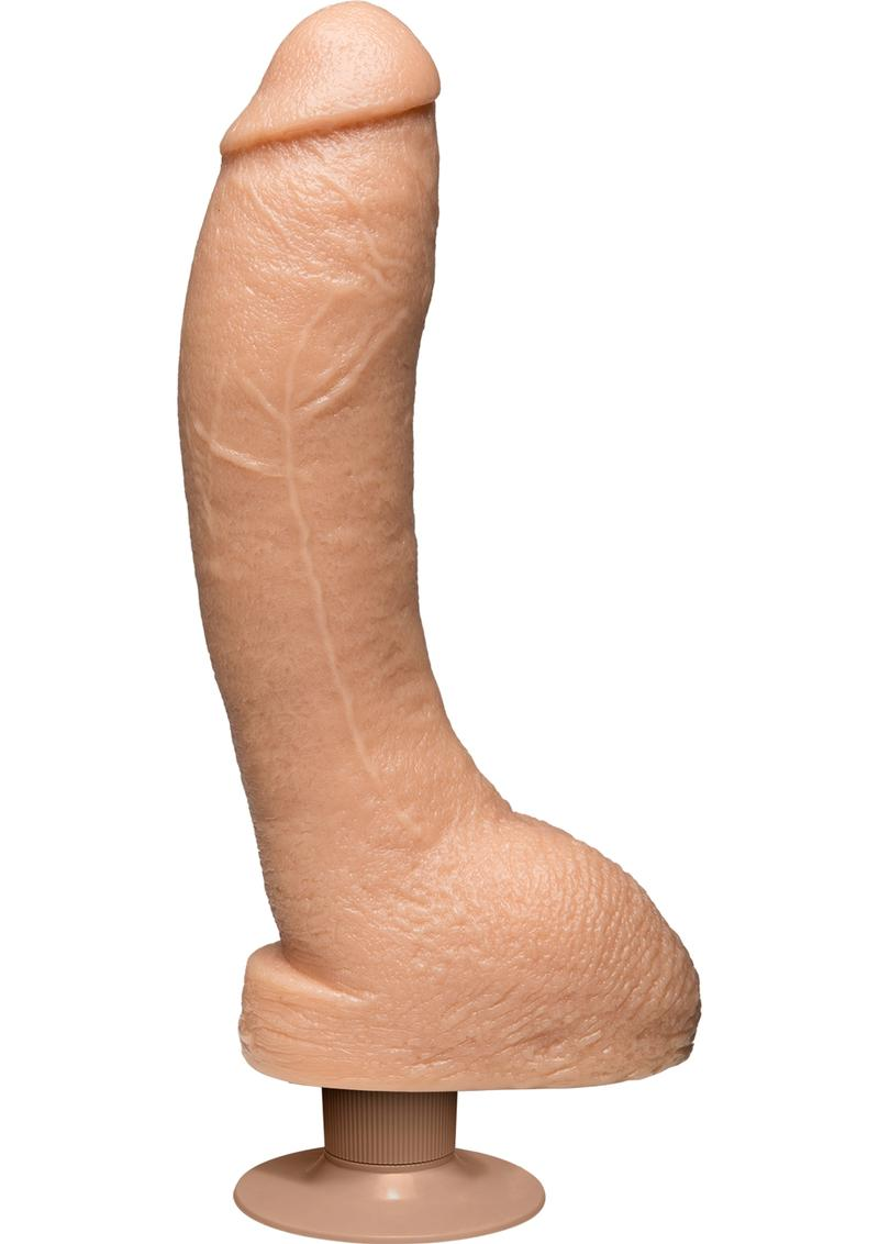 Stryker Realistic 10 Inch Vibrating Cock Flesh