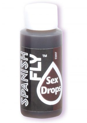 Spanish Fly Sex Drops Stimulating Coffee 1 Ounce