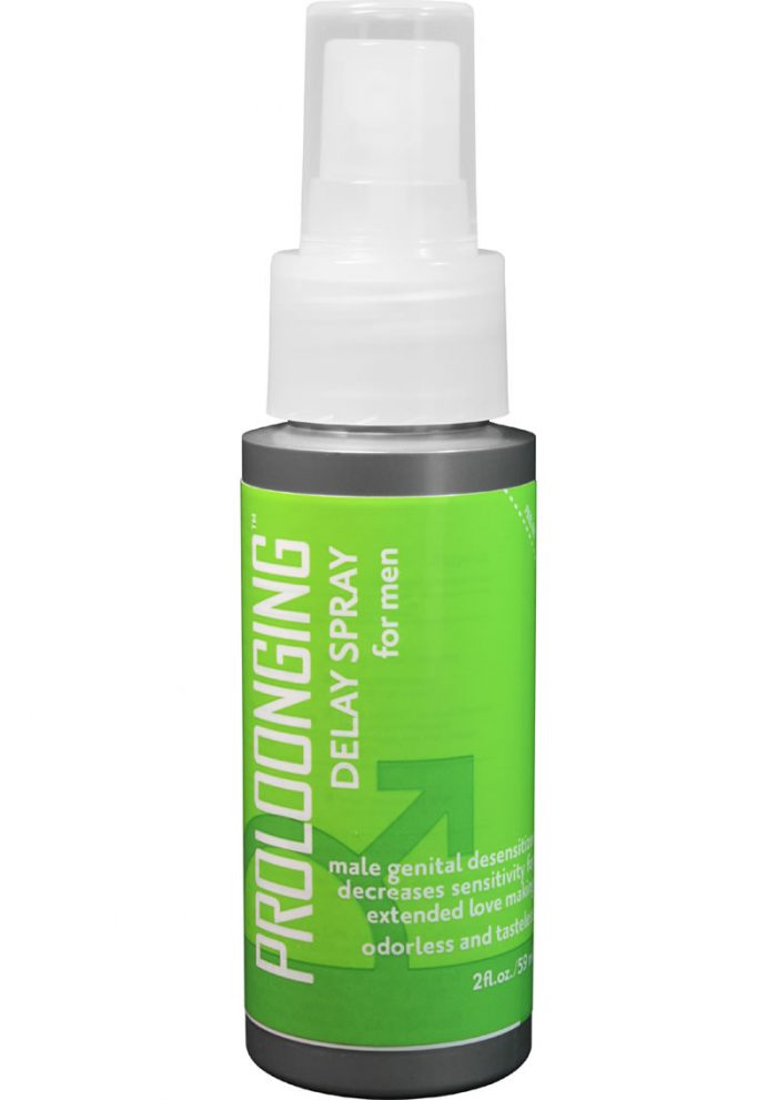 Proloonging Delay Spray For Men 2 Ounce
