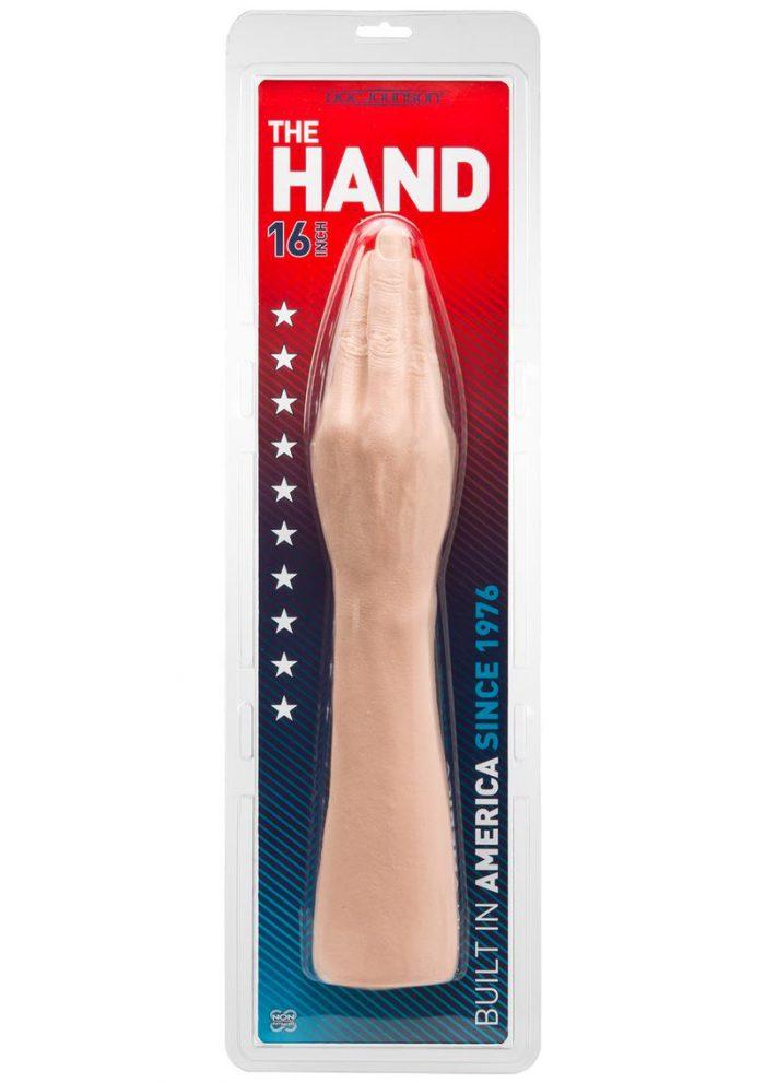 The Hand Sil A Gel 16 Inch Flesh