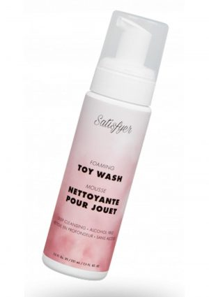 Satisfyer Women Foaming Toy Wash 7.5 Ounce