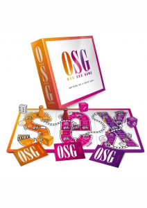 OSG Our Sex Game Couples Board Game