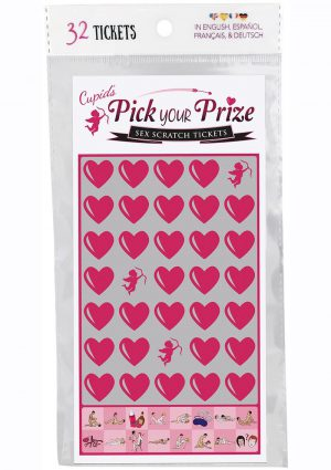 Cupids Pick Your Price Scratch Tickets 32 Each Per Bag