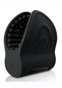 Sir Richard`s Control Vibrating Silicone Edging Trainer USB Rechargeable Masturbator Waterproof Black