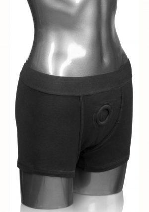 Packer Gear Black Boxer Harness 2xl/3xl