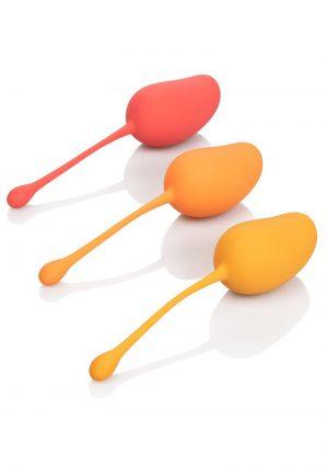 Kegel Training Set Mango