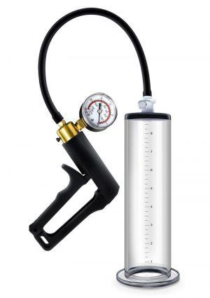 Performance Vx7 Vacuum Penis Pump Clear