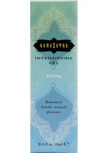 Intensify Plus Cooling Female Arousal Gel .5 oz