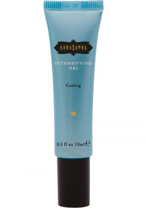 Intensify Plus Cooling Female Arousal Gel .5 oz
