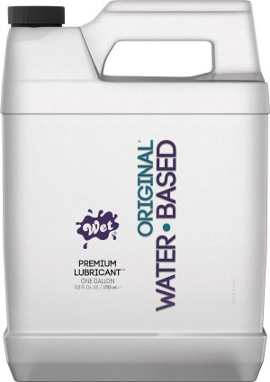 Wet Original One Gallon 128 Ounces (pump)