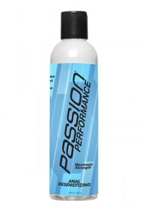 Passion Performance Anal Desens 8oz