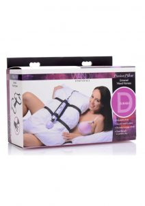 Wand Essentials Passion Pillow Universal  Adjustable Wand Harness