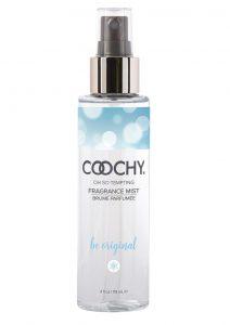 Coochy Oh So Tempting Fragrance Mist Be Original 4 Ounce Spray