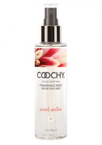 Coochy Oh So Tempting Fragrance Mist Sweet Nectar 4 Ounce Spray