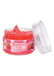 Passion Strawberry Clit Sensitizer 1.5oz