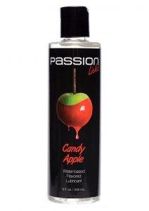 Passion Licks Flavor Lube Apple 8oz