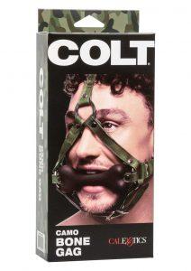 Colt Camo Bone Gag Silicone Bondage
