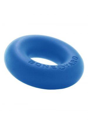 Boneyard Ultimate Silicone Ring Blue