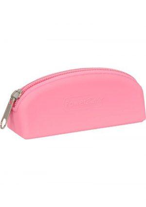 Powerbullet Silicone Storage Bag Pink