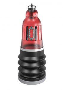 Bathmate Hydromax3 Penis Pump Water Pump Waterproof Brilliant Red
