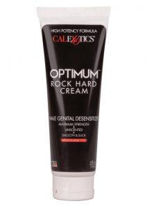 Optimum Rock Hard Cream 4oz - Bulk