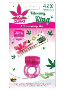 High Climax Vibe Ring Stimulating Kit