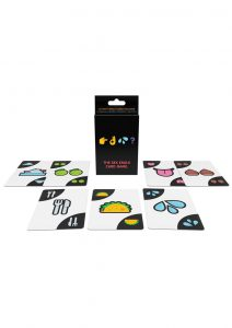 Dtf Card Game The Sex Emoji Card Game