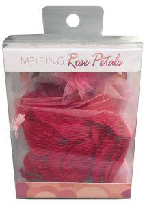 Melting Rose Petals Romance Couples