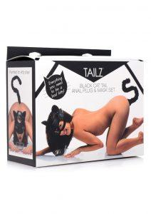 Tailz Kitty Mask And Tail Kit