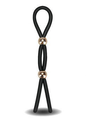 Frederick`s Of Hollywood Adjustable Stamina Lasso Cockring Silicone